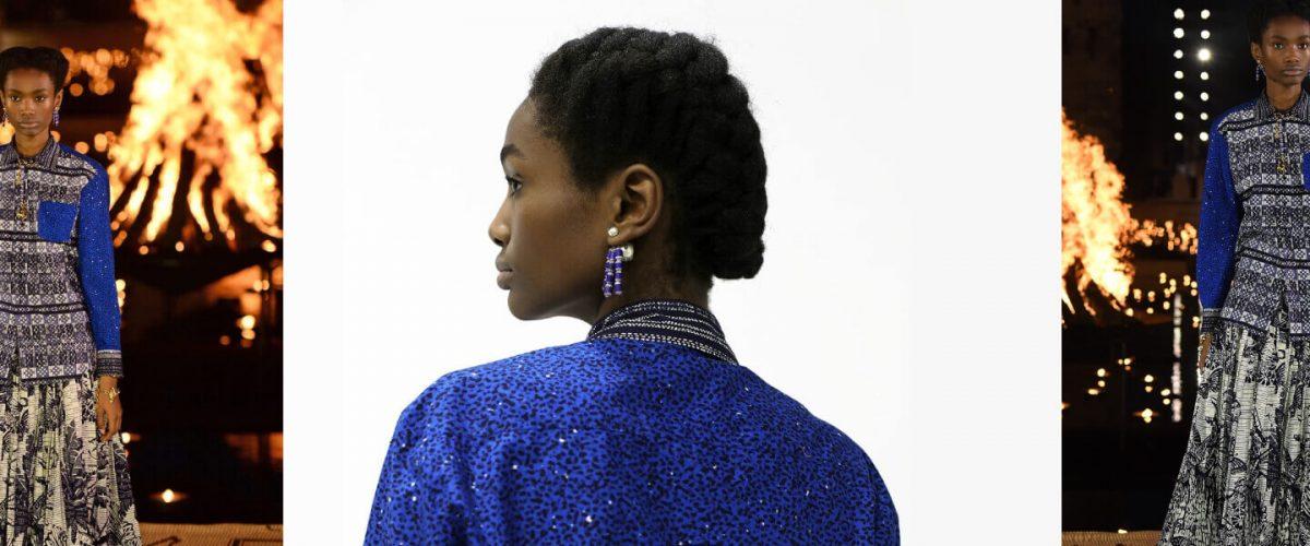 Collaboration Pathéo et Dior : L'Afrique se révèle au monde !