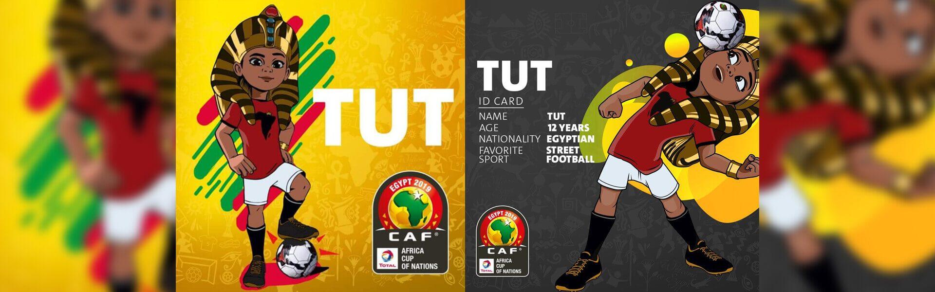 Mascotte CAN 2019 : Tut, le jeune pharaon à la CAN