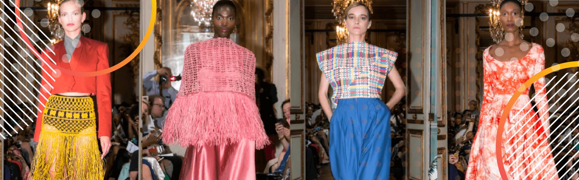Paris Fashion Week, les créateurs africains à la conquête du monde