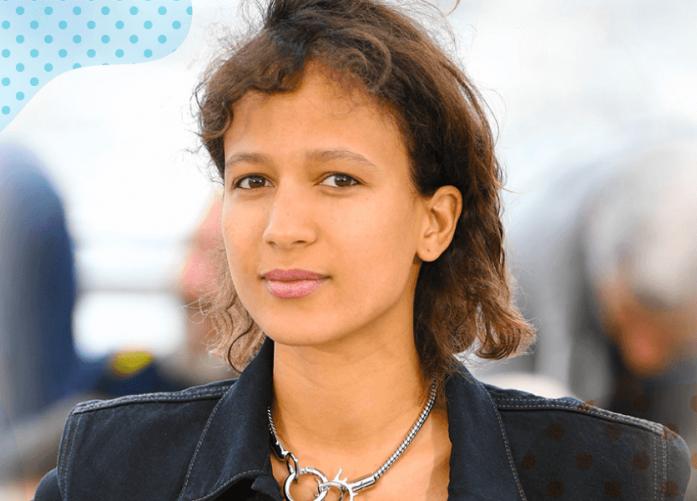 Actrice franco-sénégalaise Mati Diop